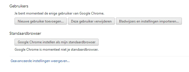 chromegeavanceerd